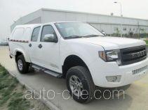 Higer KLQ5032XXYE44 box van truck