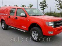 Higer KLQ5032XXYQ40S box van truck