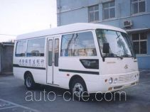 King Long KLQ5040XJSE1 family planning vehicle