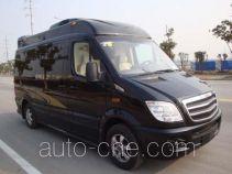 海格牌KLQ5040XLJE4H型旅居车