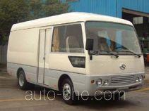 金龙牌KLQ5060XXY型箱式运输车