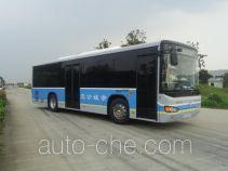 海格牌KLQ6109GAE5型城市客车