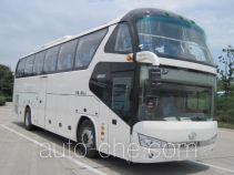 海格牌KLQ6112LDHEVE51E型混合动力客车