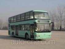 King Long KLQ6119GS double decker city bus