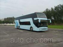 金龙牌KLQ6145S型双层客车