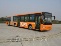 Higer KLQ6181GQL5 articulated bus