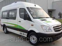 海格牌KLQ6601BEV1X2型纯电动客车