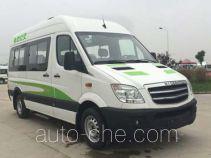海格牌KLQ6601BEV1X3型纯电动客车