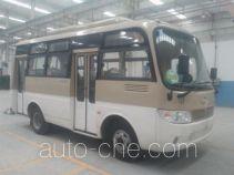 海格牌KLQ6608GC5型城市客车