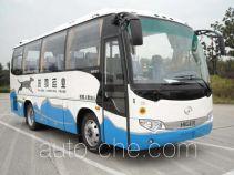 海格牌KLQ6796KQE50型客车