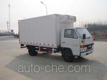 天载牌KLT5041XLC型冷藏车