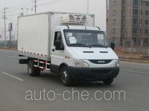 天载牌KLT5050XLC型冷藏车