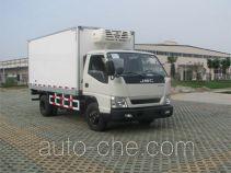 天载牌KLT5060XLC型冷藏车