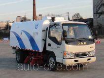 Kaile KLT5071TSL street sweeper truck