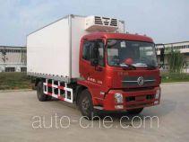 天载牌KLT5120XLC型冷藏车