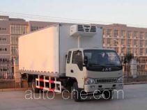 天载牌KLT5121XLC型冷藏车