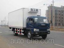 天载牌KLT5122XLC型冷藏车