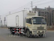 天载牌KLT5161XLC型冷藏车