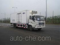 天载牌KLT5162XLC型冷藏车