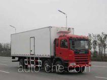 天载牌KLT5200XLC型冷藏车