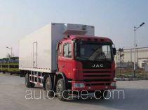 天载牌KLT5250XLC型冷藏车