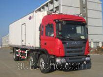 天载牌KLT5251XLC型冷藏车