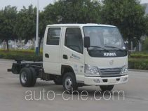 Kama KMC1036L26S5 dual-fuel truck chassis