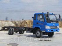 Kama KMC1166A48P4 truck chassis