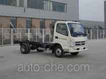 Kama KMC2042A33D4 off-road truck chassis