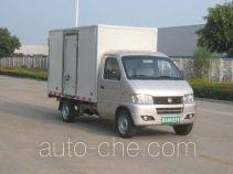 凯马牌KMC5023XXYEVA29D型纯电动厢式运输车