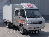 Kama KMC5020XXYQ27S5 box van truck
