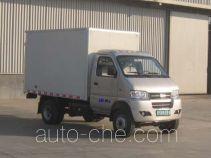 凯马牌KMC5035XXYEV30D型纯电动厢式运输车