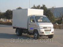 凯马牌KMC5035XXYEVA30D型纯电动厢式运输车