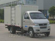 Kama KMC5035XXYL32D5 box van truck
