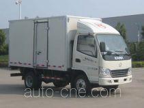 Kama KMC5040XXYQ28D4 box van truck