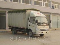 Kama KMC5046CPY33D4 soft top box van truck