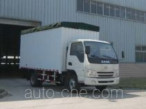 Kama KMC5046D3XXB soft top box van truck