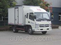 Kama KMC5046XXYA33P5 box van truck