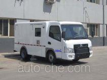 Kama KMC5046XYUA26D4 armoured van