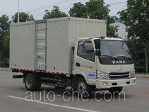Kama KMC5088XXY35D4 box van truck
