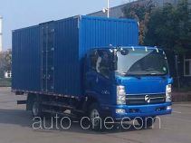 Kama KMC5081XXYA38D5 box van truck