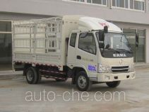 Kama KMC5086CCYA33P4 грузовик с решетчатым тент-каркасом