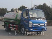 Kama KMC5086GXEA33D5 suction truck