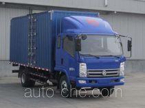Kama KMC5102XXYH42P4 box van truck