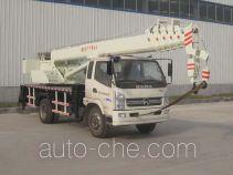 Kama  10LF KMC5141JQZ10LF truck crane