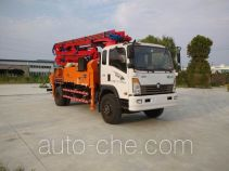 Co-Nele KNL5161THB concrete pump truck