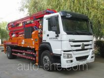 Co-Nele KNL5201THB concrete pump truck