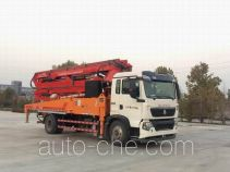 Co-Nele KNL5202THB concrete pump truck
