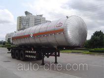 Jiuyuan KP9400GYQHY liquefied gas tank trailer