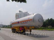 Jiuyuan KP9401GYQDA liquefied gas tank trailer